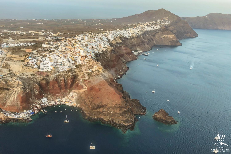 Santorini Luxury Hotel Experience Concept Resort