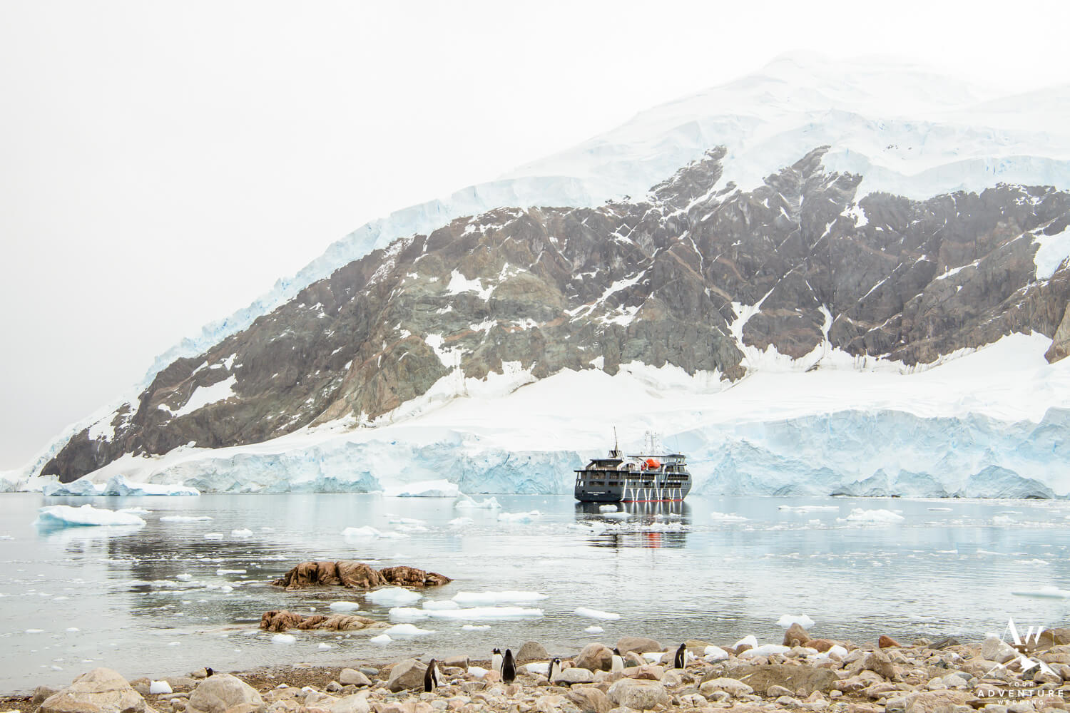 Magellan Explorer Luxury Ship Antarctica