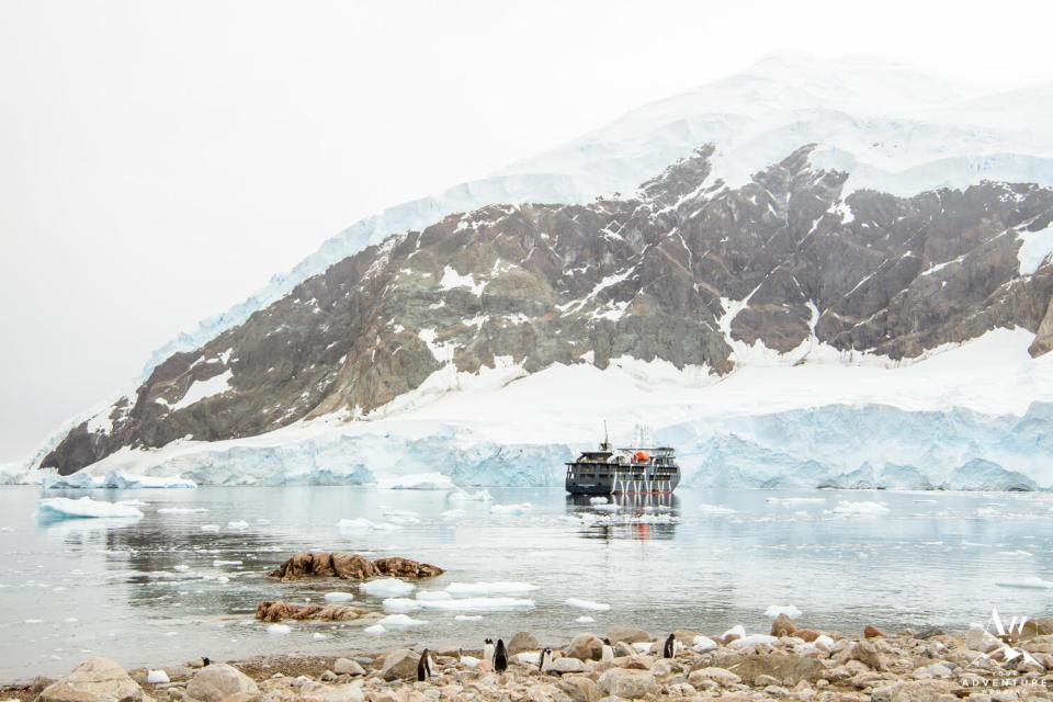 Magellan Explorer Luxury Ship Antarctica
