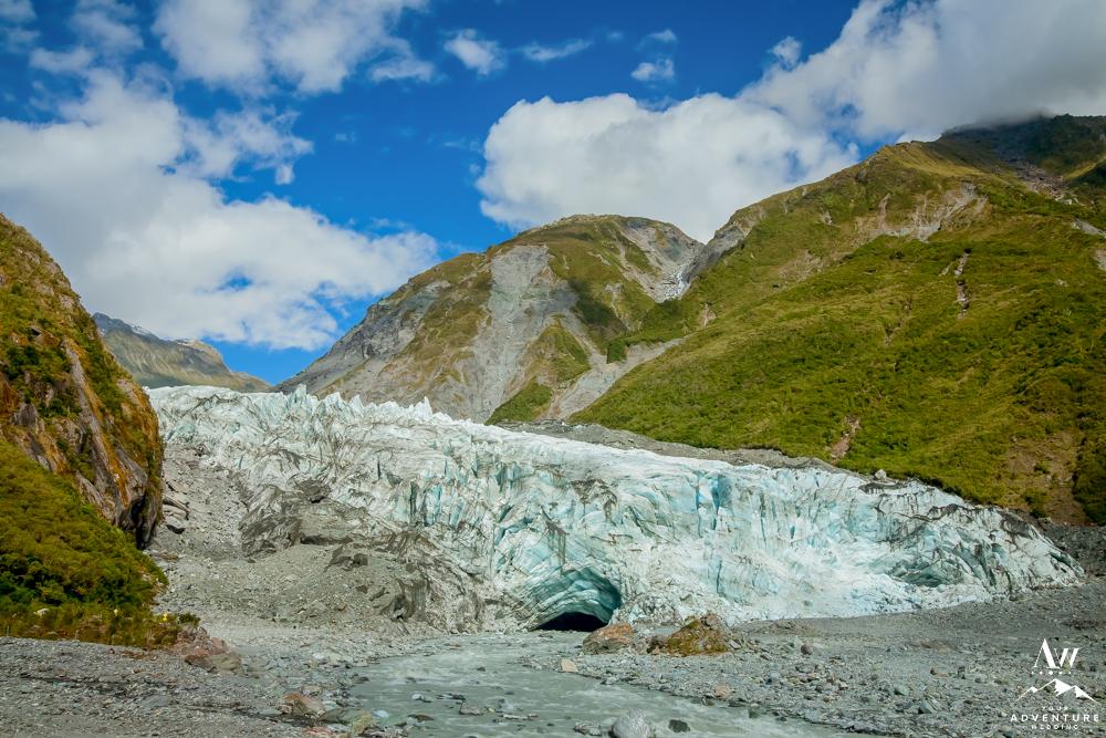 Fox Glacier Valley Hike End