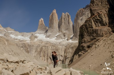 Patagonia Wedding in Torres del Paine - Your Adventure Wedding