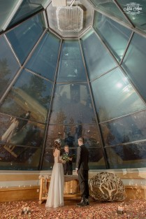 Finland Elopement Igloo Hotel by Your Adventure Wedding-23