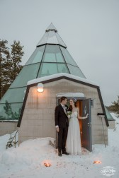 Finland Wedding Igloo Hotel by Your Adventure Wedding-2