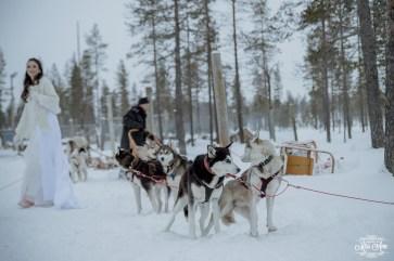 Finland Wedding Igloo Hotel by Your Adventure Wedding-21