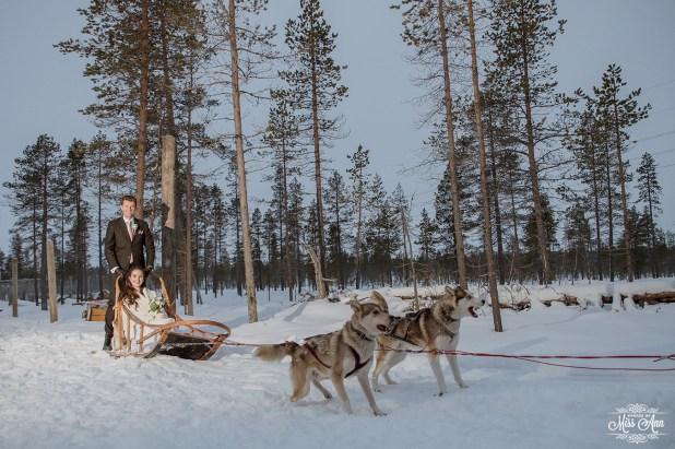 Finland Wedding Igloo Hotel by Your Adventure Wedding-22