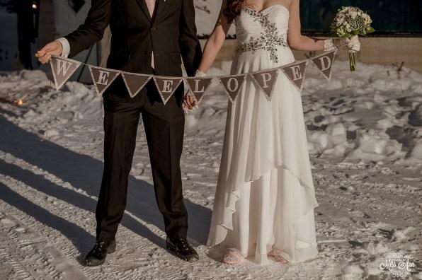 Finland Wedding Igloo Hotel by Your Adventure Wedding-5