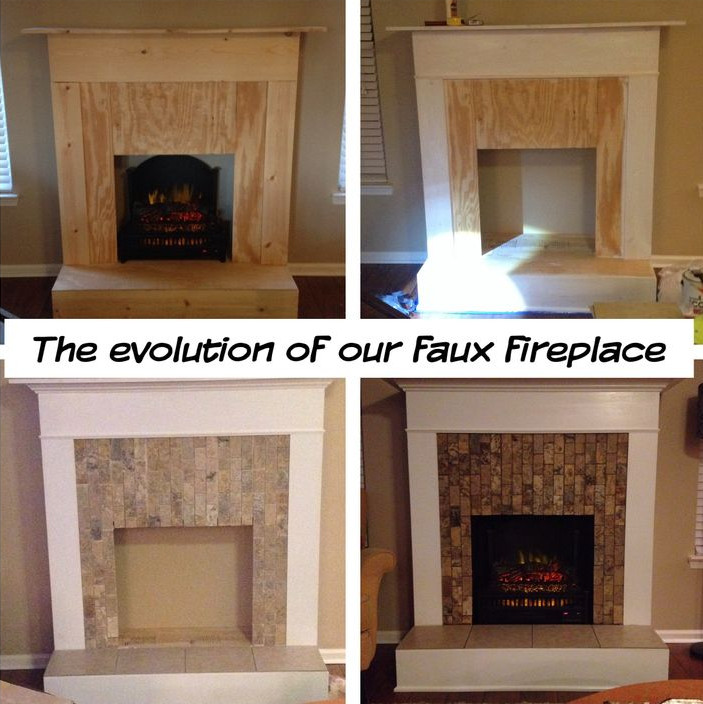 Fireplace Mantel Surrounds And The Materials Used To Make