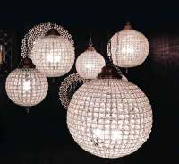 Crystal Ball Chandelier Is Preferred Over Other Types Of ...