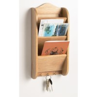 Letter Holder Wall Organizer | Interior Design Ideas
