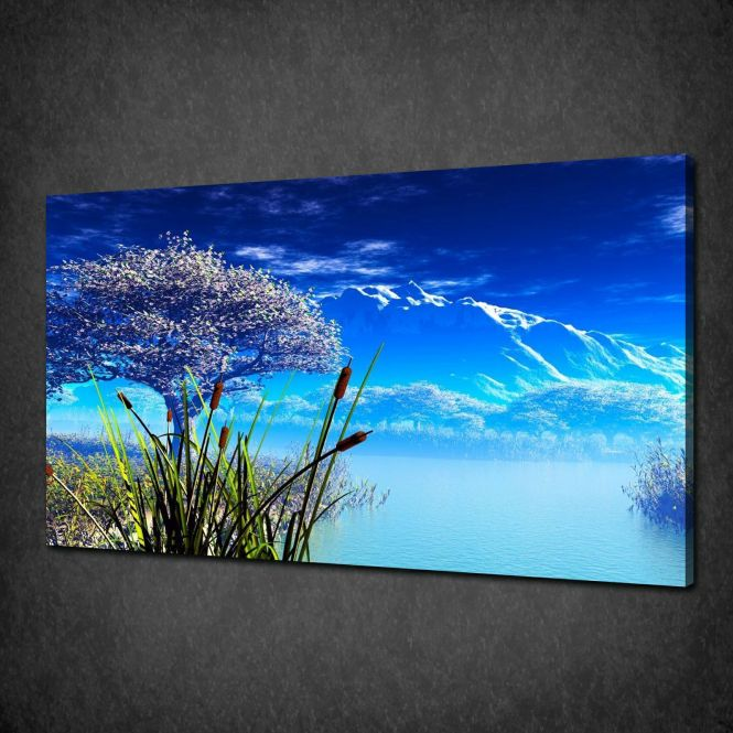 Gallery Of Best Triptych Canvas Wall Art Uk