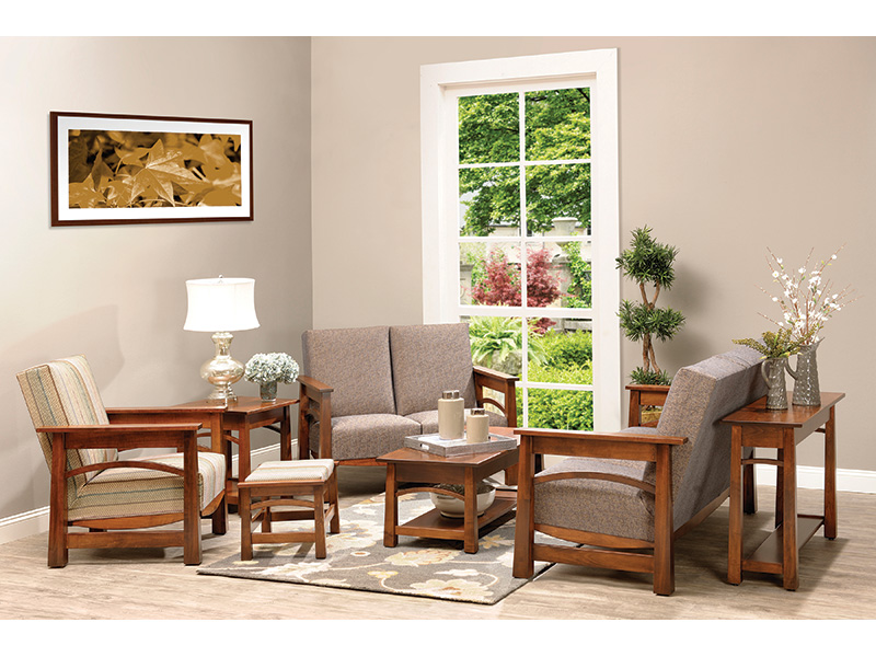 amish built sofa tables large sectional sofas uk madison table stutzmans furniture all our made