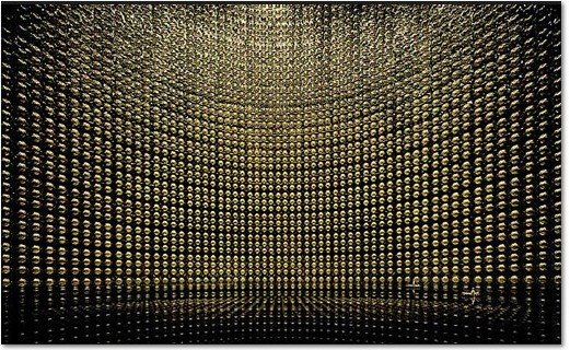 Andreas Gursky Poster - Kamiokande Original Ausstellungsposter des National Art Center, Tokyo