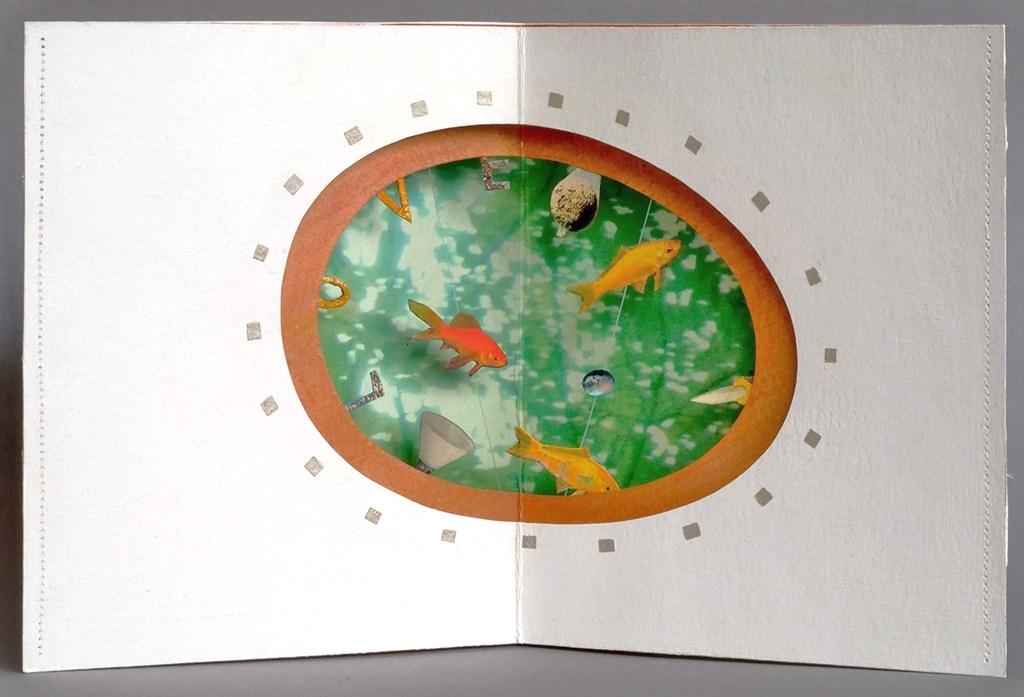 Tomoko Kato - Fish-pond