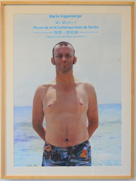 MARTIN KIPPENBERGER Ce Calor, 1989 Screenprint 33 x 23 5/8 inches (83.82 x 60 cm)