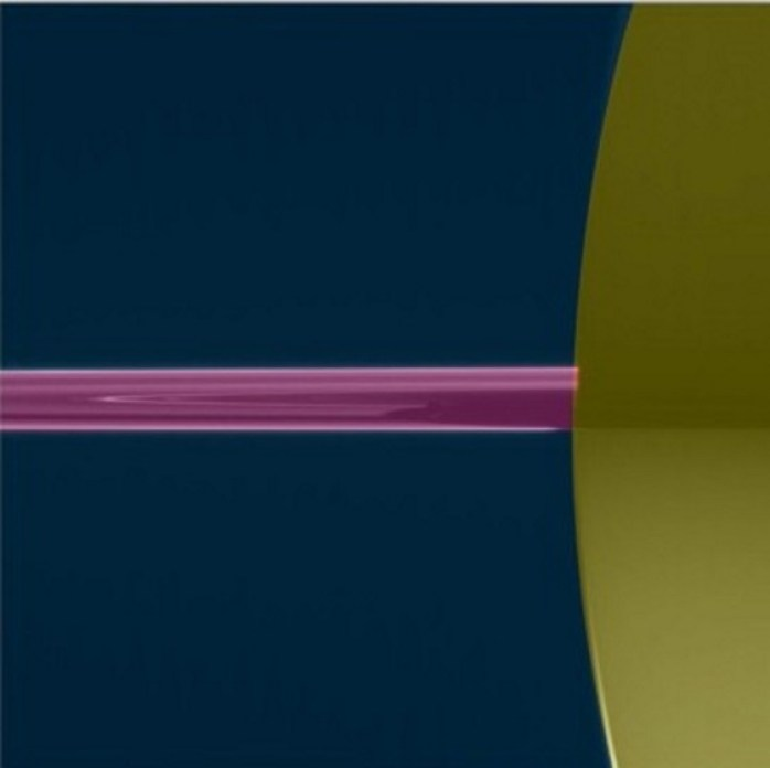 THOMAS RUFF cassini 15, 2009 c-print edition of 6 + 2 AP framed 108.5 x 108.5 cm (42 3/4 x 42 3/4 in.) signed, dated and numbered verso