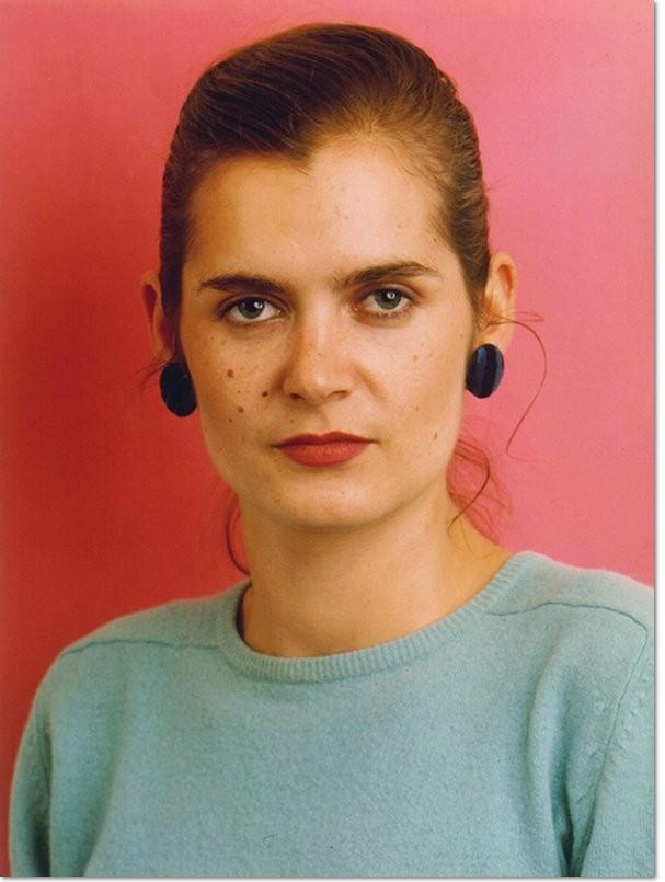 Thomas Ruff: 'Porträt (K. Lehmann)',1984,,C-Print, handsigniert und nummeriert en verso, Bildformat: 24 x 18 cm
