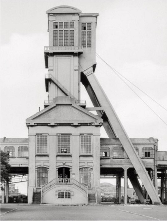Bernd and Hilla Becher, Zwei Fördertürme 1967, 2004, 2 pigment prints on photo rag paper, 75 x 60,5 cm (29½ x 23¾ in.) ea., signed, numbered, edition of 6