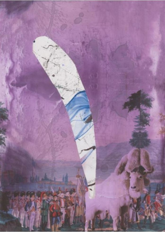 Julian Schnabel Childhood II