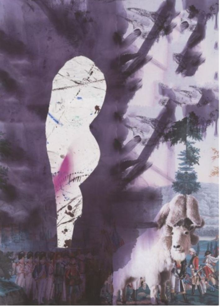 Julian Schnabel Childhood III
