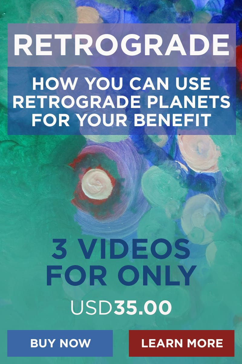 Retrograde - How You can Use Retrograde Planets for Your Benefit banner