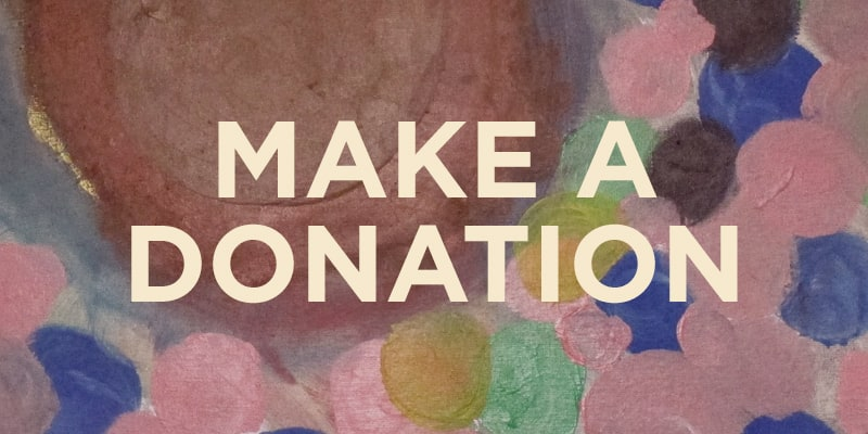 Make a Donation banner