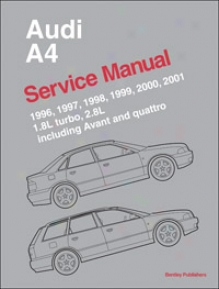 Audi A4: 1996-2001 Service Manual @ The Your Auto World