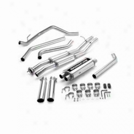 07-09 JEEP COMPASS Magnaflow Exhaust System Kit 16778