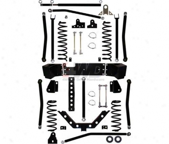 Daystar Poly-Flex Front Lower Control Arms @ The Your Auto