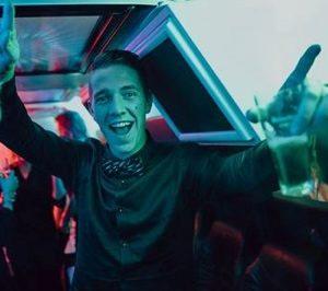 feesten in de party bus