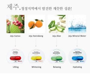 Mặt Nạ Giấy BANOBAGI Vita Genic Jelly Mask Vitamin A B C E