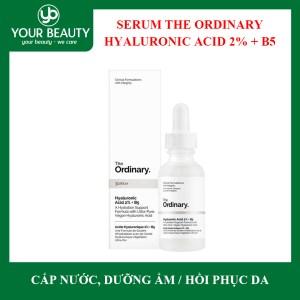Serum The Ordinary Hyaluronic Acid 2% +B5