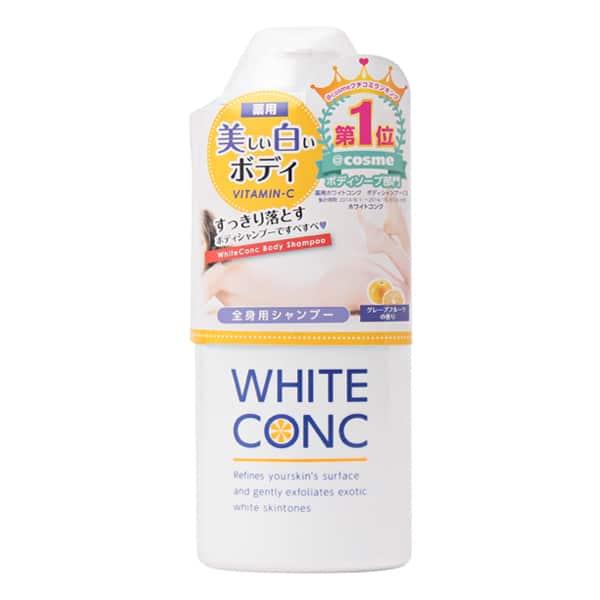 Sữa Tắm Trắng Da Toàn Thân White Conc Body - Nhật Bản