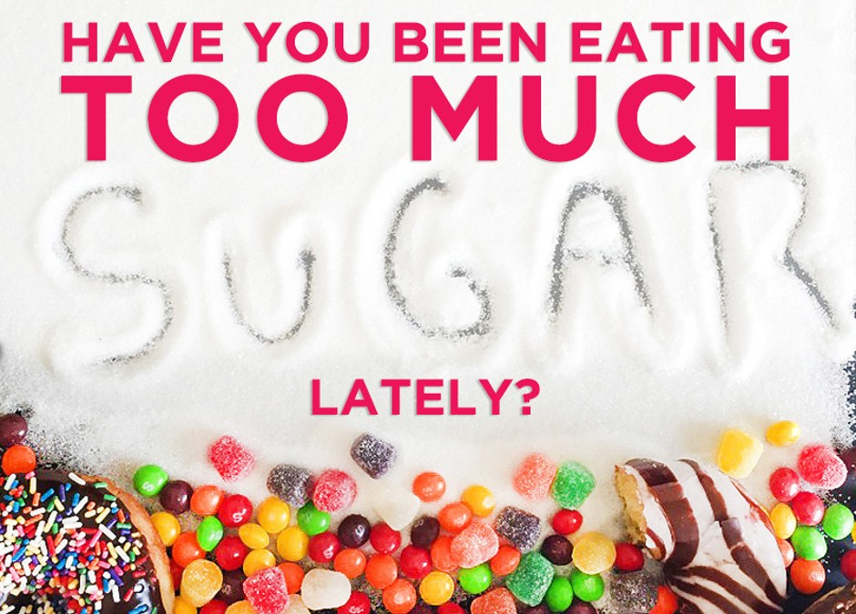 Why You Should Cut Back On Sugar