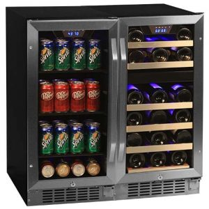 Wine and can cooler