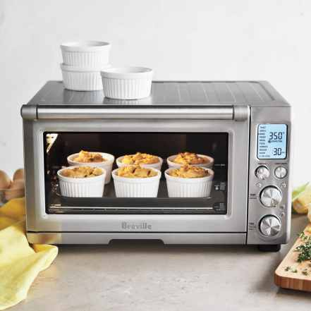 Breville BOV845BSS review