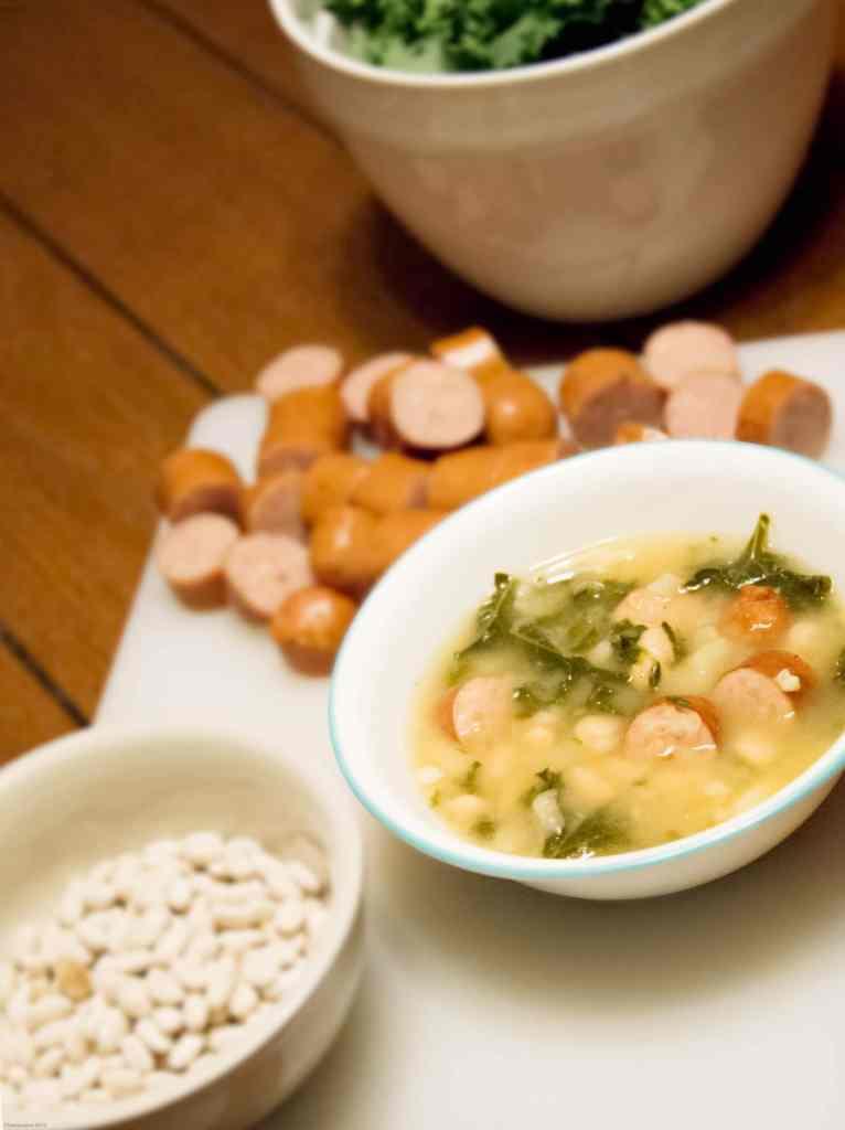 Sausage-kale-white-bean-soup