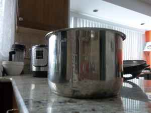 stainless steel inner pot ip-duo60