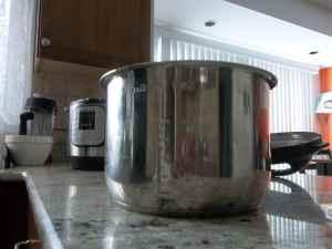 stainless steel inner pot ip-duo60