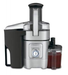 Cuisinart cje-1000 centrifugal juicer.