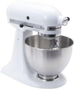 KitchenAid Classic mixer.