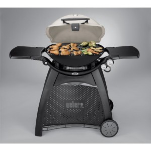 Weber Q 3200 Gas Grill.