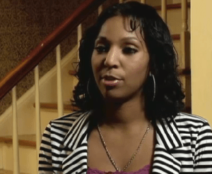 Geniene La' Shay Mott is the alleged mistress of Judge Wade McCree alleges she frequently had sex with him in his chambers during her child support battle with her ex-boyfriend