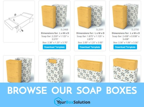 easily browse our soap boxes your box solution blog