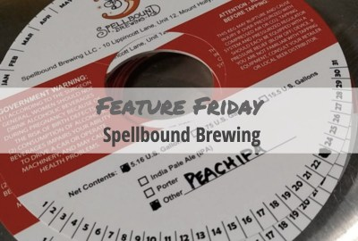 Feature Friday Spellbound