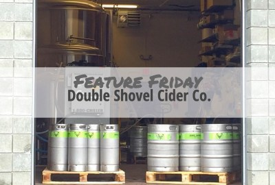 Double Shovel Cider Co Keg Collars