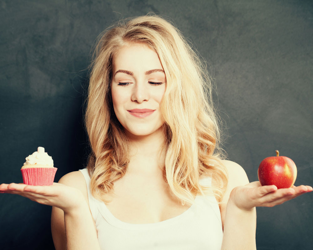 5 Ways to Control Your Sweet Tooth