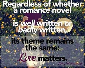 Do Romance Novels Ruin You for Real-Life Romance?