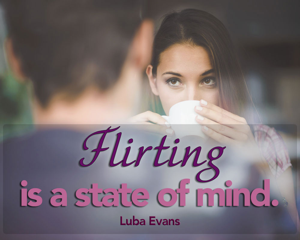 Flirting Magic with Luba Evans (Video)