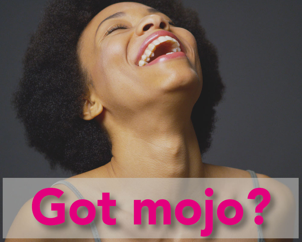 Finding Your Mojo with Deborah Kagan (Video)