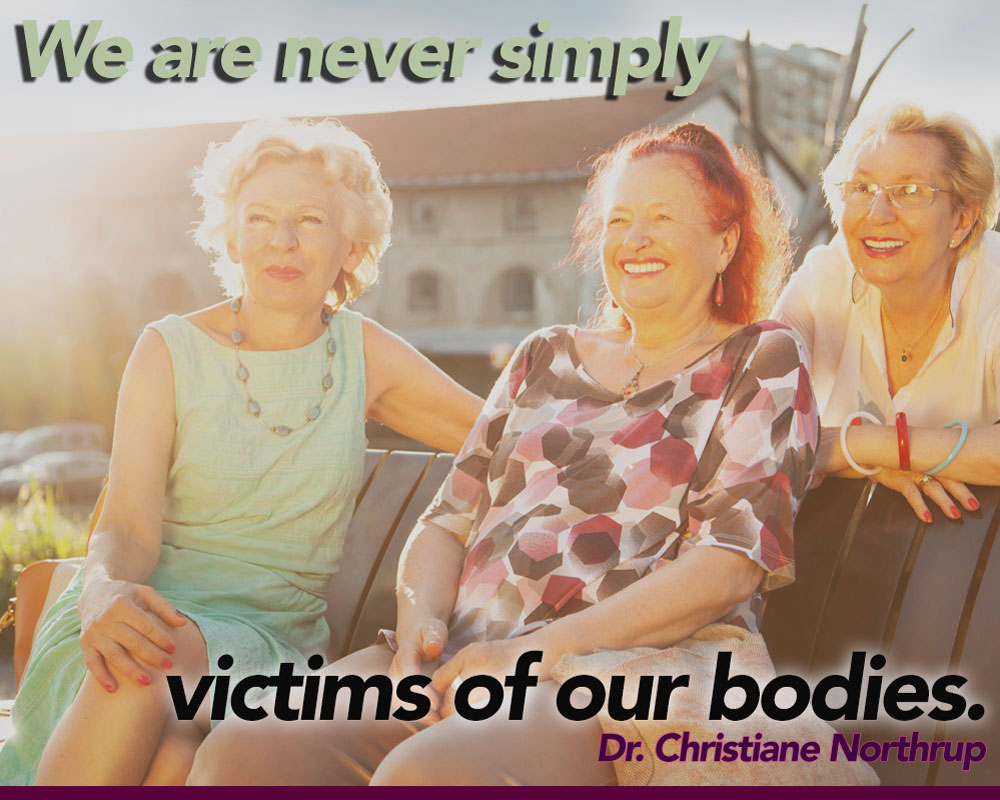 #BrilliantBabe: Women's Health Expert Dr. Christiane Northrup
